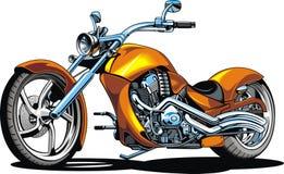 La mia motocicletta originale di progettazione royalty illustrazione gratis