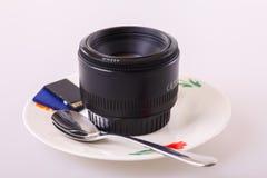 La mia passione Fotografie Stock