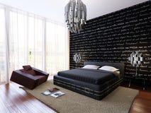 La mia stanza di sonno Fotografia Stock