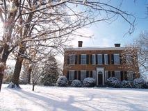 La mia vecchia casa del Kentucky Fotografia Stock Libera da Diritti