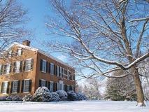 La mia vecchia casa del Kentucky Immagini Stock