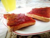 La migliore prima colazione variopinta fotografie stock libere da diritti