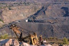 La mina Imagen de archivo libre de regalías
