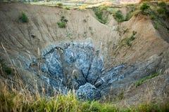 La mina abandonada Imagen de archivo libre de regalías