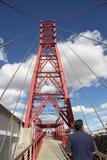 La mina vieja de Kimberley Fotos de archivo