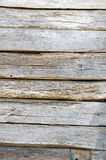 La mirada rústica hermosa de una pared de madera vieja Imagen de archivo libre de regalías
