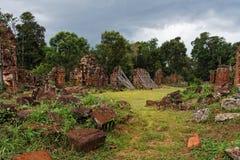 la mission de l'Argentine d'ana ruine Santa Photographie stock