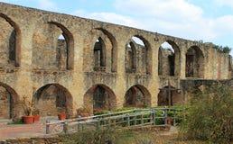 La mission espagnole San José de vieil ouest historique photos libres de droits