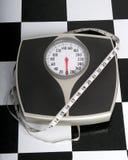 La misura aumentate? Fotografia Stock