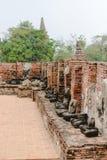 La mitad de Buda Fotos de archivo