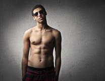 La mode des hommes Images libres de droits