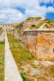 La Mola Fortress Stock Photography