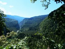 La mon Abkhazie Photos stock