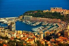 La Monaco fotografie stock libere da diritti