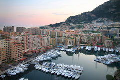 La Monaco fotografia stock
