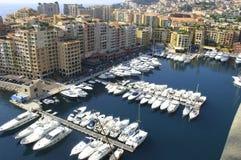 La Monaco, Francia Immagini Stock