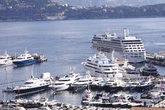 La Monaco, Monte Carlo Immagine Stock