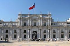 La Moneda 免版税图库摄影