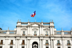 La Moneda Palace Royalty Free Stock Images