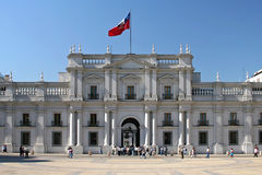 La Moneda Royalty Free Stock Photography