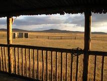 la Mongolia Immagine Stock