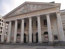La Monnaie (Bruselas, Bélgica) Foto de archivo