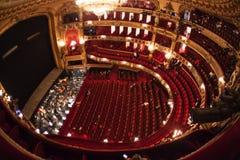 La Monnaie-Oper, Belgien lizenzfreie stockfotografie
