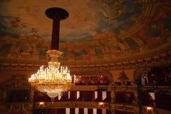La Monnaie Opera, Belgium Royalty Free Stock Image