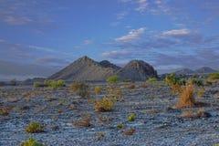 La montaña Fotos de archivo libres de regalías