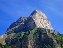 La montaña Imagen de archivo libre de regalías