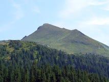 La montaña de papa Ivan Marmaros Fotos de archivo