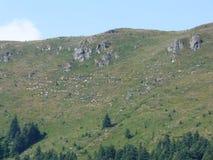 La montaña de papa Ivan Marmaros Fotografía de archivo