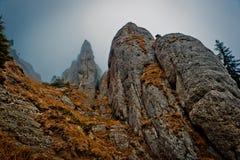 La montaña más alta Imagen de archivo