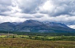 Ben Nevis Escocia Fotos de archivo libres de regalías