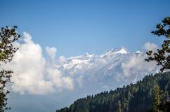 La montaña majestuosa Foto de archivo