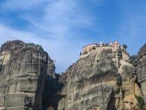 La montaña oscila la visión Foto de archivo libre de regalías