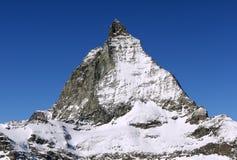 la montagna Fotografia Stock Libera da Diritti