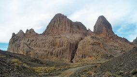 La montagna Fotografie Stock