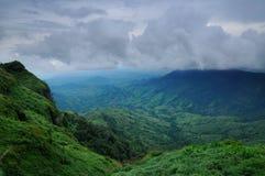 La montagna della Tailandia Immagini Stock