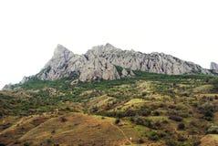 La montagne Photos libres de droits