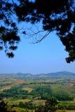 La montagne Image libre de droits