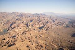 La montagne de Grand Canyon Images libres de droits
