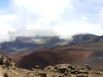La montagne troisièmement la plus grande au monde images stock