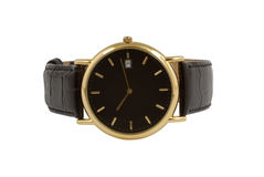 La montre de l'homme photo stock