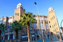 La Monumental, Barcelona, Spain Stock Image
