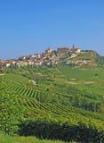 La Morra,Piedmont,Italy stock images