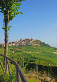 La Morra,Piedmont,Italy Stock Image