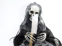 La mort Photographie stock libre de droits