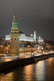 La Moscú Kremlin fotografía de archivo libre de regalías