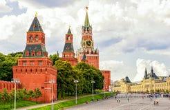 La Moscú Kremlin fotos de archivo